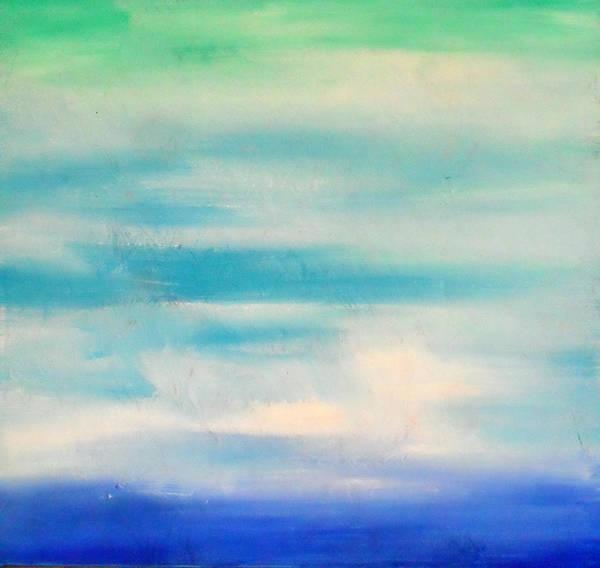 Painting - Cy Lantyca 6 by Cyryn Fyrcyd
