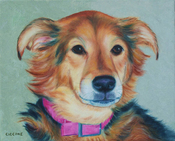 Painting - Pretty In Pink by Jill Ciccone Pike