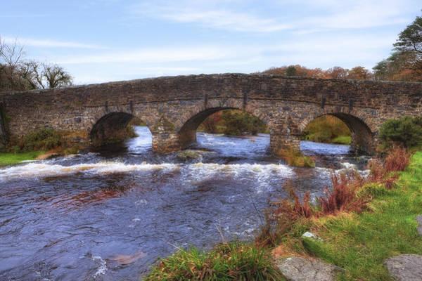 Moorland Photograph - Dartmoor - Postbridge by Joana Kruse