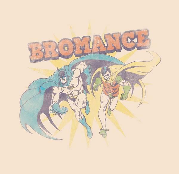 Dynamic Digital Art - Dc - Bromance by Brand A