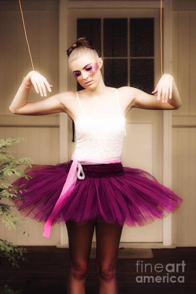 Doll House Photograph - Debt Dance by Jorgo Photography - Wall Art Gallery