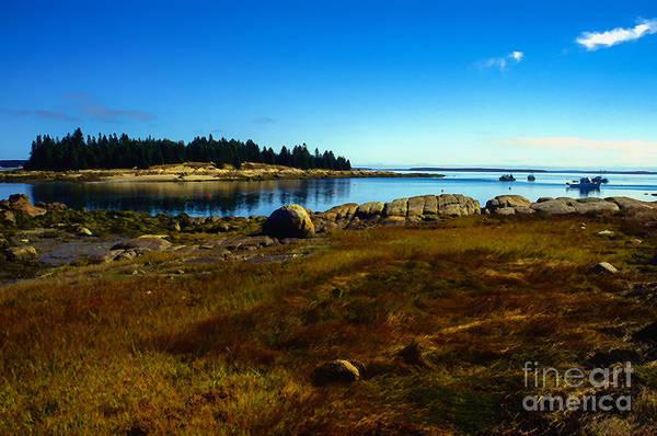 Photograph - Deer Isle Maine by Thomas R Fletcher