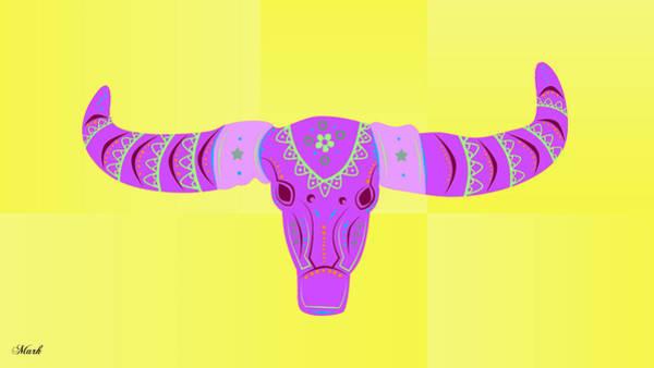 Domestic Digital Art - Deer by Mark Ashkenazi
