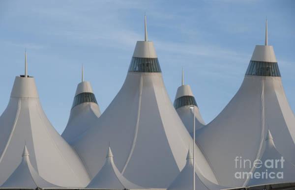 Photograph - Denver International Airport by Juli Scalzi