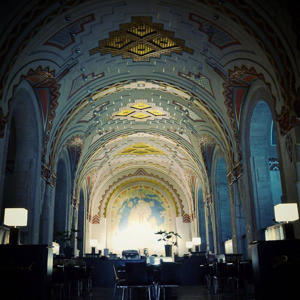 Photograph - Detroit Deco by Natasha Marco