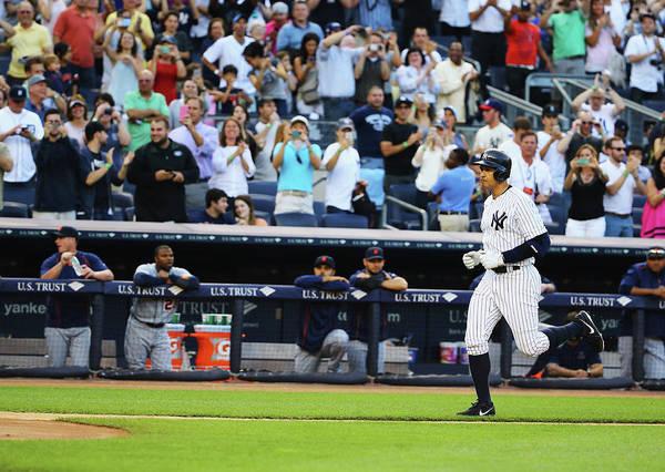 Yankee Stadium Photograph - Detroit Tigers V New York Yankees by Al Bello