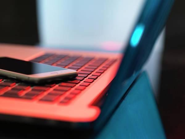 Fraud Photograph - Digital Communication by Tek Image