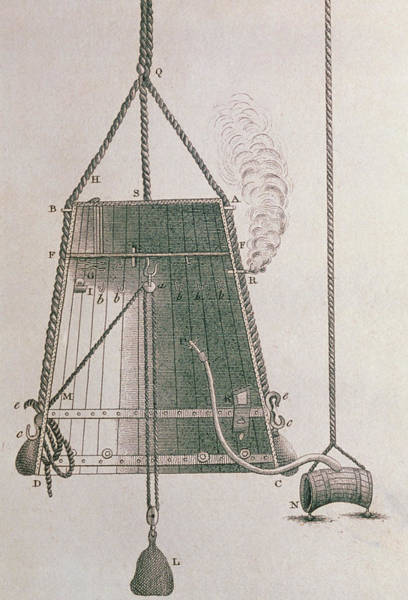 Diving Bell Photograph - Diving Bell by George Bernard/science Photo Library