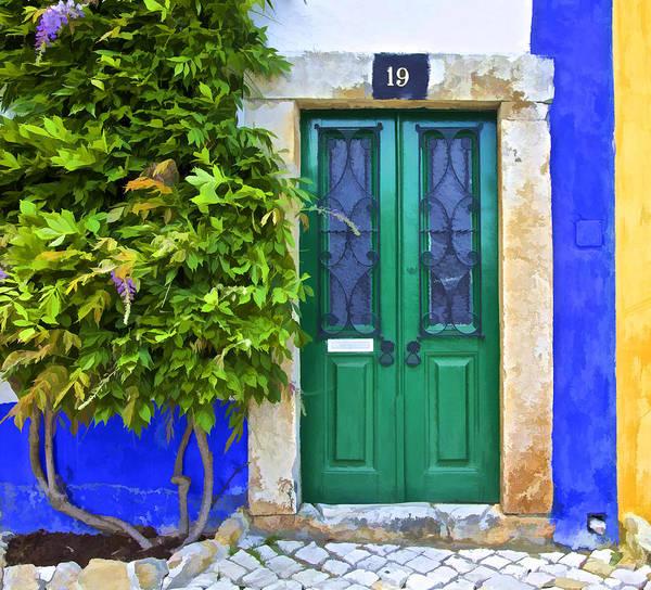 Photograph - Door Number Nineteen by David Letts