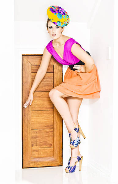 Photograph - Door To Fashion Stardom by Jorgo Photography - Wall Art Gallery