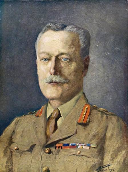 Douglas Drawing - Douglas, 1st Earl Haig  British Soldier by Mary Evans Picture Library