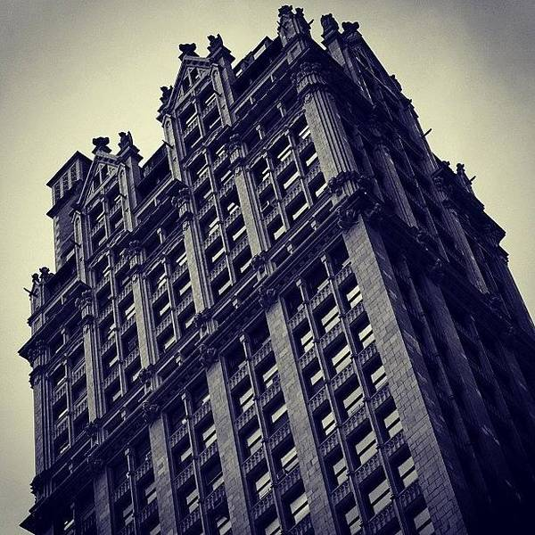 Wall Art - Photograph - Downtown - Ny by Joel Lopez