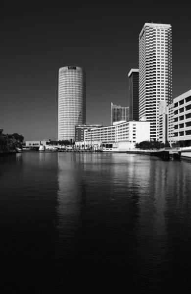 Photograph - Downtown Reflections by Ben Shields