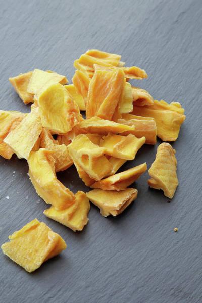 Mangos Photograph - Dried Mango by Claudia Dulak / Science Photo Library