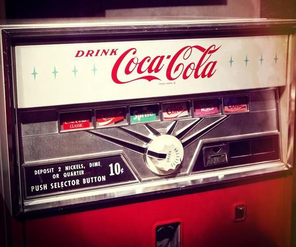 Secret Recipe Photograph - Drink Coca Cola by Dan Sproul