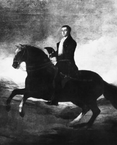 Painting - Duke Of Wellington (1769-1852) by Granger