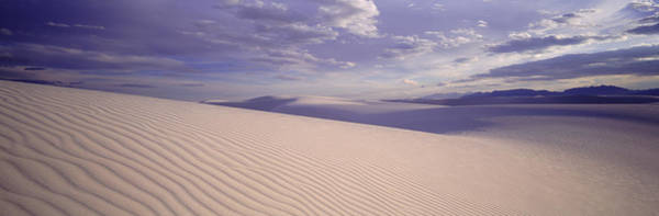 Sculpting Wall Art - Photograph - Dunes, White Sands, New Mexico, Usa by Panoramic Images