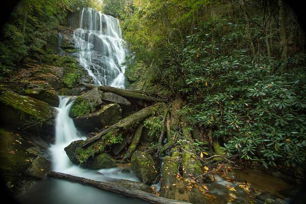 Photograph - Eastatoe Falls by Doug McPherson