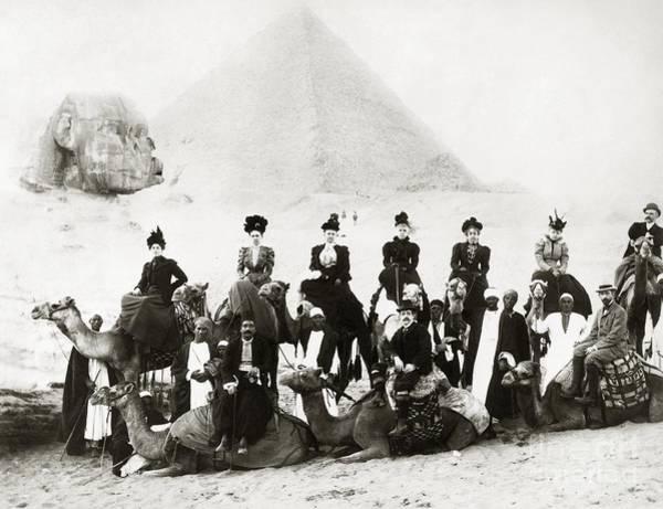 Photograph - Egypt C1895 by Granger