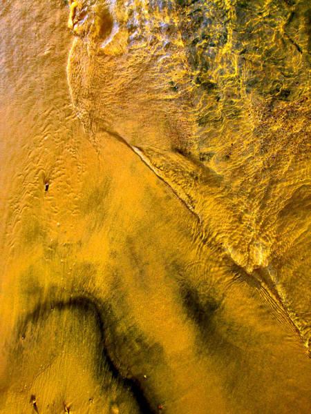Wall Art - Photograph - Egypt Texture. Sea Coast. Red Sea. by Andy Za