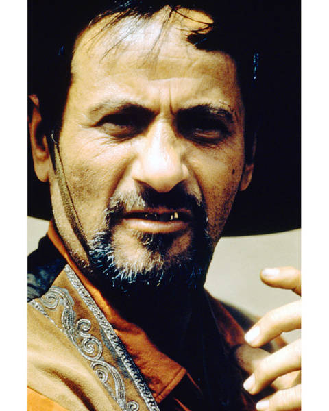 Magnificent Photograph - Eli Wallach In The Magnificent Seven by Silver Screen