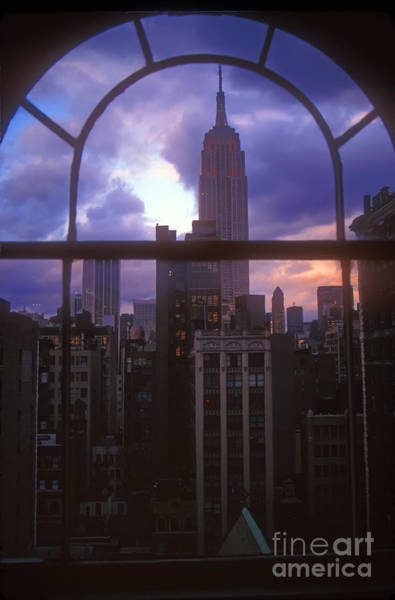 Photograph - Empire State Building by Jim West