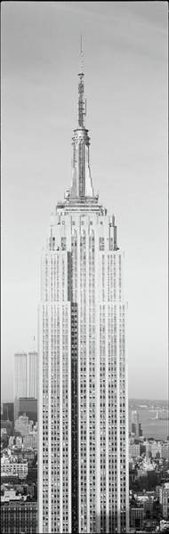 Wall Art - Photograph - Empire State Building New York Ny by Panoramic Images