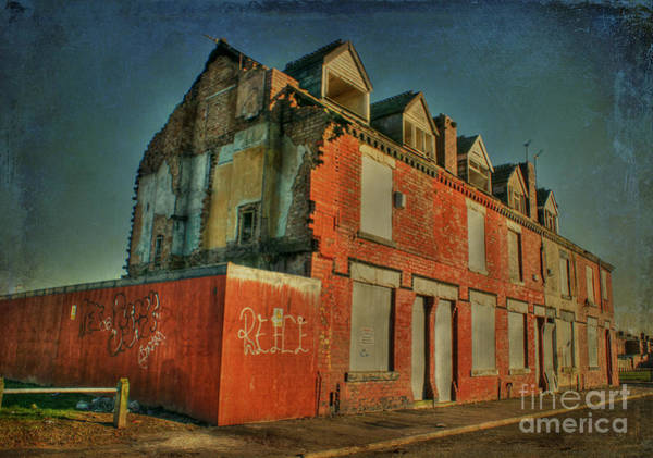 Photograph - End Of The Old Neighbourhood by David Birchall