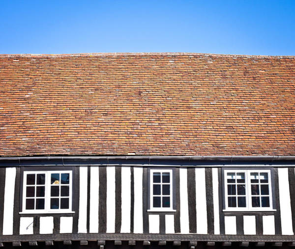 Rood Wall Art - Photograph - English House by Tom Gowanlock