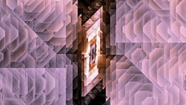Elation Digital Art - Entrance To Bliss by Kenneth Keller