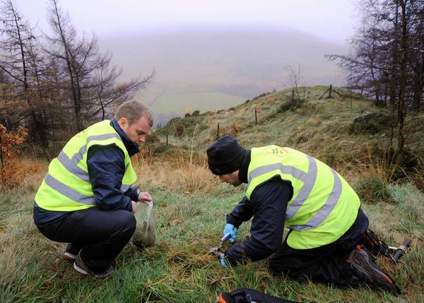 Public Health Photograph - Environmental Monitoring by Public Health England