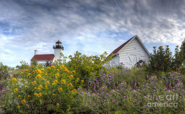 Northern Michigan Photograph - Escanaba Lighthouse by Twenty Two North Photography