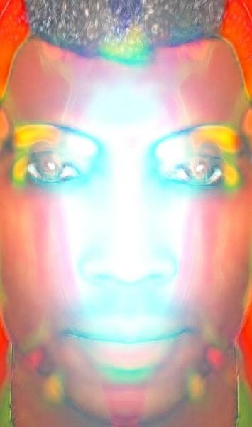 Essence Digital Art - Essence Of A Man 5 by Devalyn Marshall