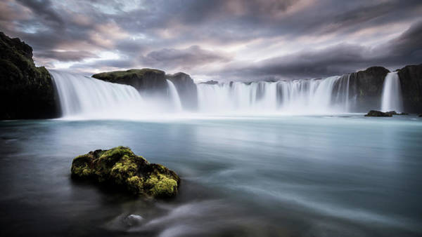 Wall Art - Photograph - Eternal Flow by Andreas Wonisch