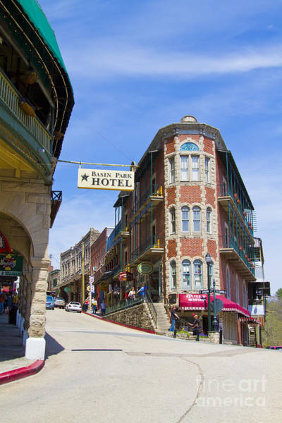 Eureka Springs Photograph - Eureka Springs In Northwest Arkansas by ELITE IMAGE photography By Chad McDermott