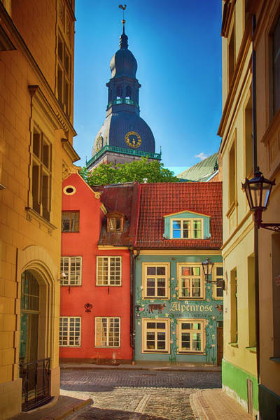 Wall Art - Photograph - Europe, Estonia, Tallinn by Jaynes Gallery