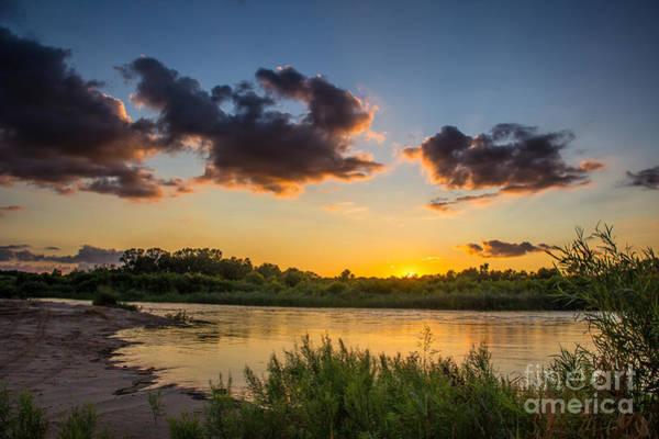 Photograph - Evening Glow by Jim McCain