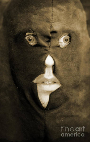 Wall Art - Photograph - Face Of Fear by Jorgo Photography - Wall Art Gallery