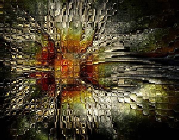 Digital Art - Fading Away by Amanda Moore