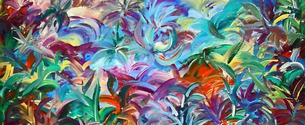 Painting - Feel The Moment by Cyryn Fyrcyd