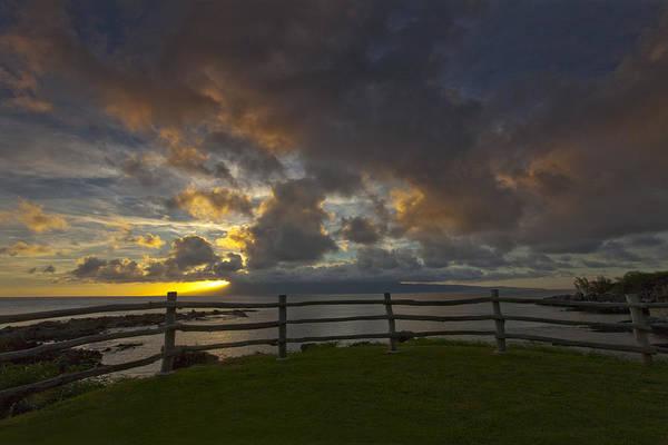 Kapalua Photograph - Fences by James Roemmling