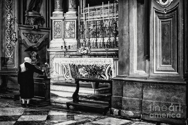 Photograph - Ferrara Cathedral by Traven Milovich