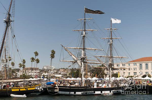 Photograph - Festival Of Sail by Brenda Kean