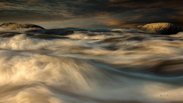 Photograph - First Light by Bob Orsillo