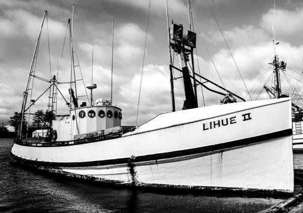 Warrenton Wall Art - Photograph - Fishing Vessel Lihue II by Paul Haist