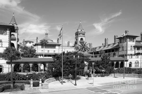 Photograph - Flagler College Ponce De Leon Hall by University Icons