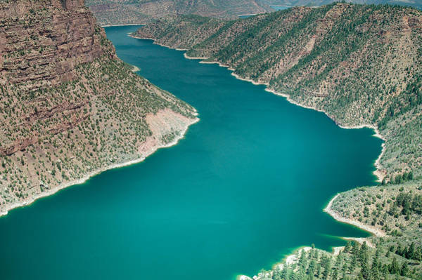 Photograph - Flaming Gorge National Recreation Area In Utah by Rob Huntley