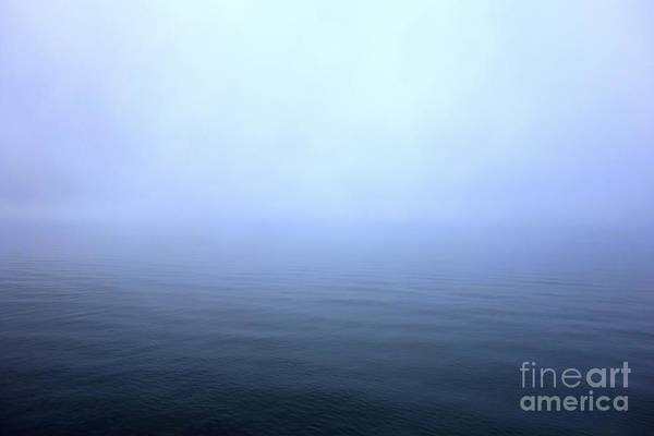 Photograph - Foggy Morning by Jacqueline Athmann