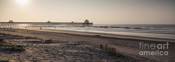 Photograph - Folly Beach Morning by Dustin K Ryan