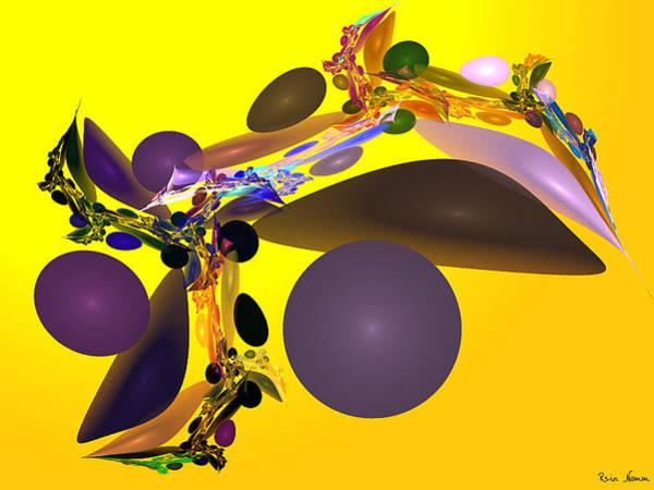 Digital Art - Forbidden Fruit by Rein Nomm